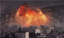 انفجار 10 خودرو بمبگذاریشده