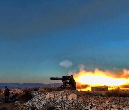 موشکهای ضد تانک آمریکایی در دست داعش