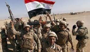 آزادسازی مناطق جدید در جنوب سامرا در عراق