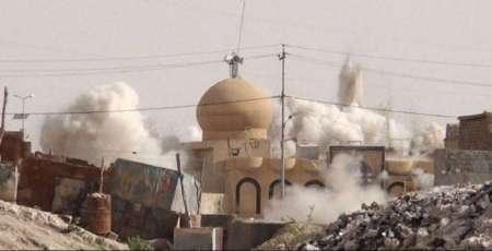 داعش 17 مزار شیعیان عراق را ویران کرد