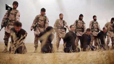افراد ناشناس یک نیروی داعش را گردن زدند