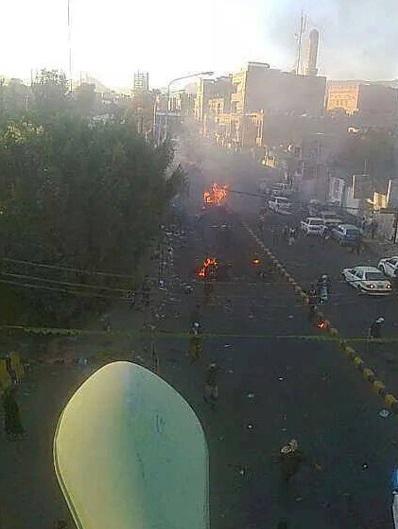 انفجار مرگبار در صنعاء