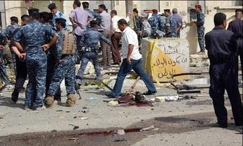 انفجار انتحاری در یکی از مساجد شیعیان