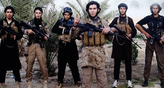 حملات انتحاری و موشکی داعش