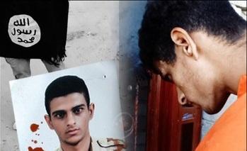 داعش یک سرباز شیعه عراقی را ذبح کرد