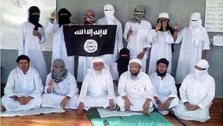 پیوستن به داعش از زندان