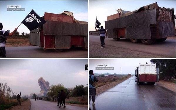 خطرناکترین سلاح انتحاری داعش
