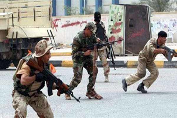 هلاکت 5 سرکرده داعش در الانبار