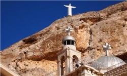 تهدید داعش مبنی بر تخریب کلیسا در غرب «الحسکه»