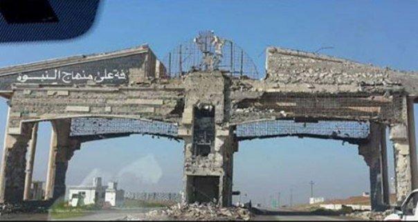 انفجار کلیسایی در موصل از سوی داعش