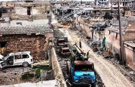 عقب نشینی داعش از حومه شهرک کوبانی سوریه