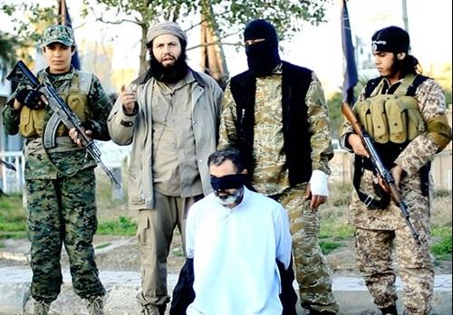 داعش یک مقام وزارت کشور عراق را ذبح کرد