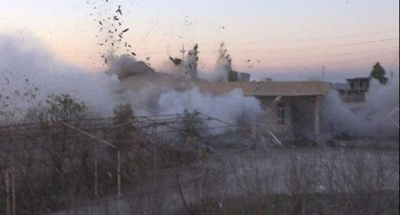 داعش منزل معاون استاندار کرکوک را منفجر کرد