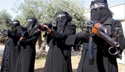 100 زن آلمانی به تروریستهای داعش پیوستهاند