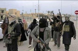 سربازگیری اجباری داعش در شهر موصل