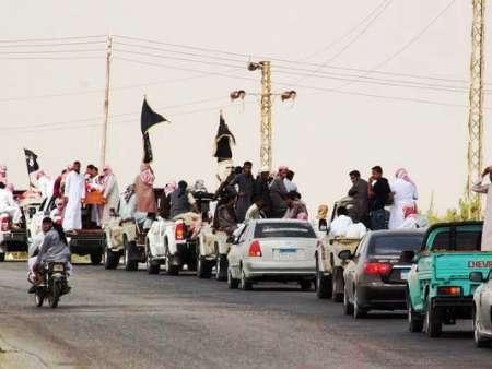 عقب نشینی عناصر داعش از شمال شرقی سوریه