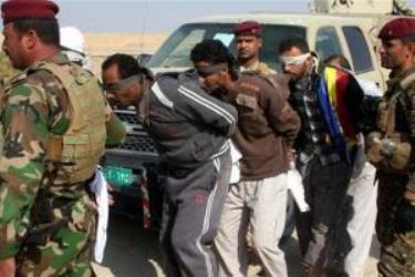 دستگیری دو گروه عملیاتی داعش در نجف