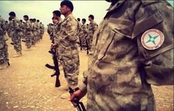 تشکیل اولین گروه مسلح مسیحی برای مبارزه با داعش