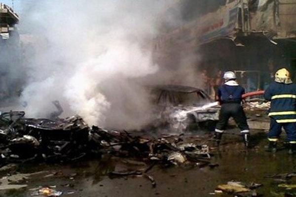 10 کشته و20 زخمی در انفجار انتحاری