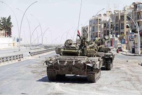 هلاکت سرکرده داعش در حومه عین العرب