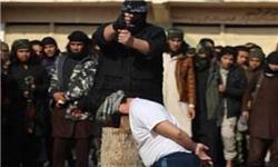 داعش مردم سوریه را به صلیب کشید