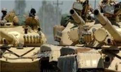 25 تروریست داعش در سامرا کشته شدند