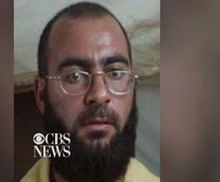 «ابوبکر البغدادی»در زندان بوکا