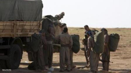 دفع حمله داعش به استان نینوا