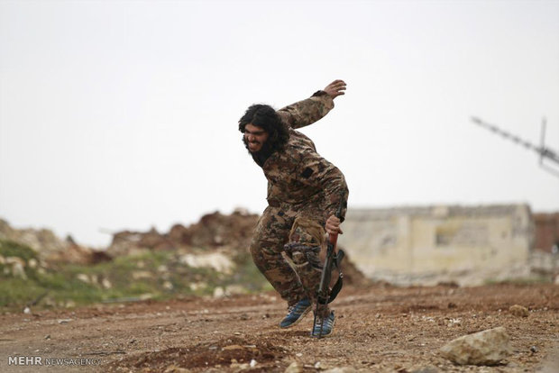 دستگیری دو تروریست داعشی در صلاح الدین