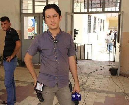 اعدام یک خبرنگار جوان توسط داعش