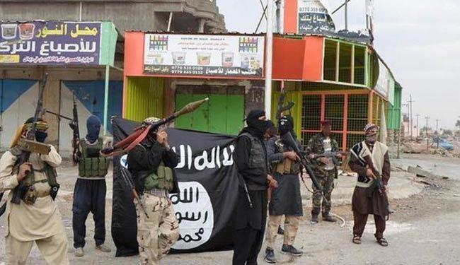 انهدام مسجد قدیمی الانبار به دست داعش