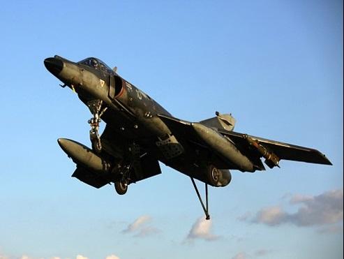 عملیات رافالهای فرانسوی علیه داعش