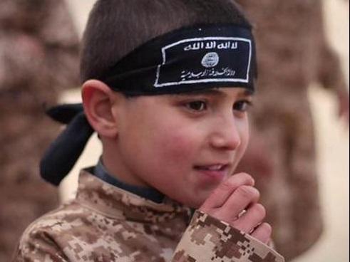 آموزش کودکان داعش برای فتح رم ایتالیا