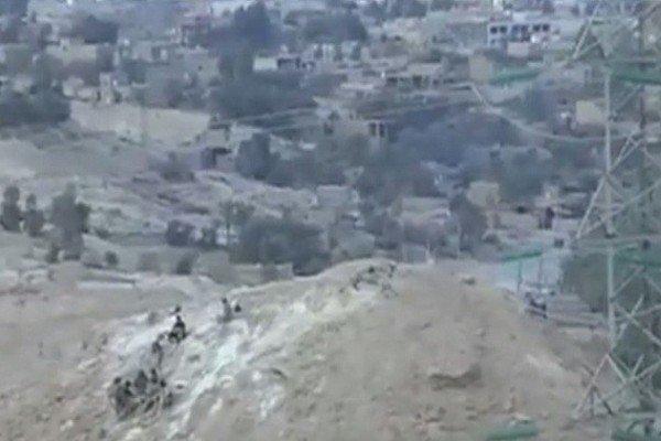 هلاکت 17 داعشی در مرزهای سوریه