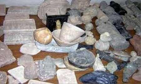 فروختن 100اثر باستانی به قاچاقچیان انگلیسی