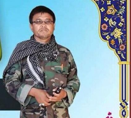 شهادت فرمانده گردان فاطمیون در سوریه