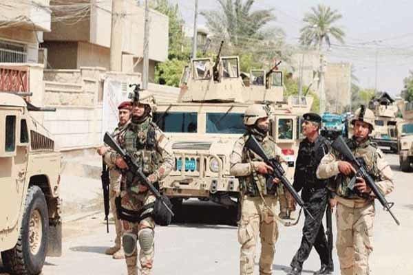 آزادسازی 4 منطقه در شرق تکریت