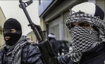 اشغال یک چاه گاز در سوریه