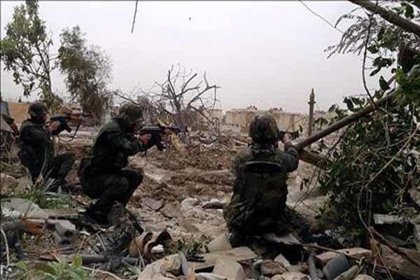هلاکت سرکرده داعش در شرق حماه سوریه