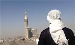 اعلام وفاداری به داعش در برابر خانه خدا
