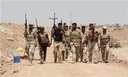 محاصره داعش در کرکوک