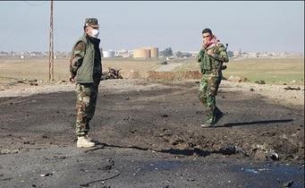 استفاده داعش از سلاح شیمیایی در نبرد با پیشمرگه