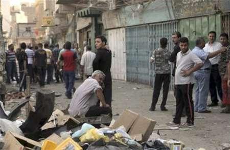 10 کشته در انفجار تروریستی در بصره