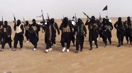 اعدام دوباره داعشی ها توسط داعش