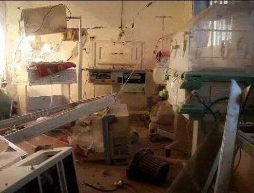 جنایت فجیع نیروهای «ائتلاف» در سوریه