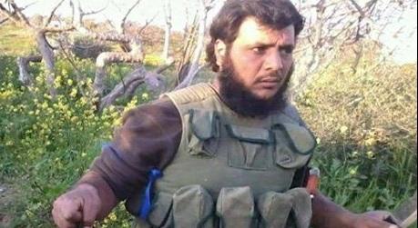 تروریست آدم خوار در ادلب حاضر شد