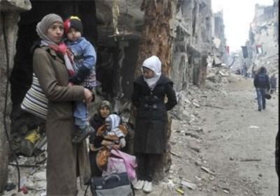 درگیری داعش با ساکنان اردوگاه یرموک