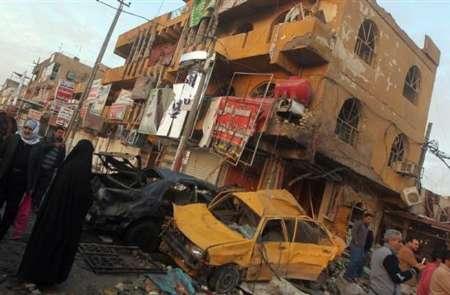انفجارهای بغداد 11 کشته برجا گذاشت