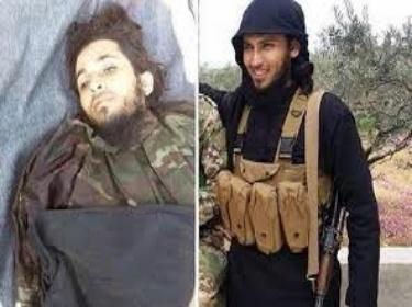 هلاکت تروریست عربستانی در ادلب
