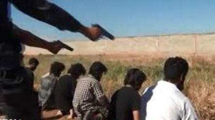 کشف 8 گور جمعی در تکریت عراق